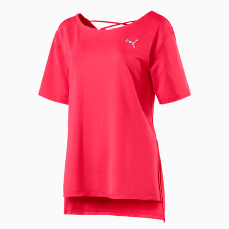 Transition Women's Tee, Paradise Pink, small-IND