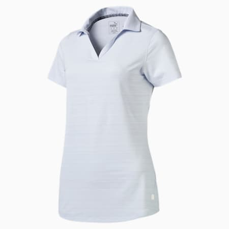 Coastal Women's Polo, Heather, small