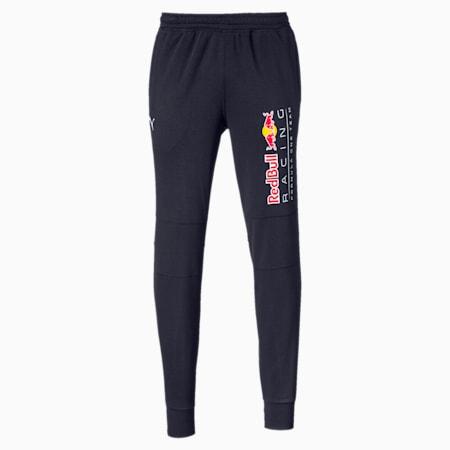 Red Bull Racing Logo Men's Sweatpants, NIGHT SKY, small