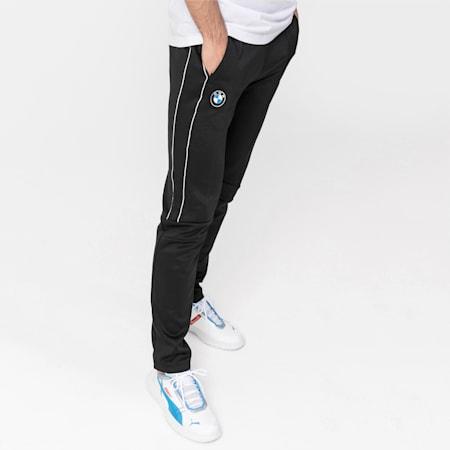 Meskie spodnie dresowe BMW M Motorsport T7, Puma Black, small