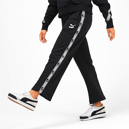 Classics Women's Track Pants, Puma Black, small