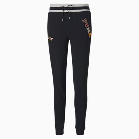 PUMA x SUE TSAI Women's Sweatpants, Puma Black, small