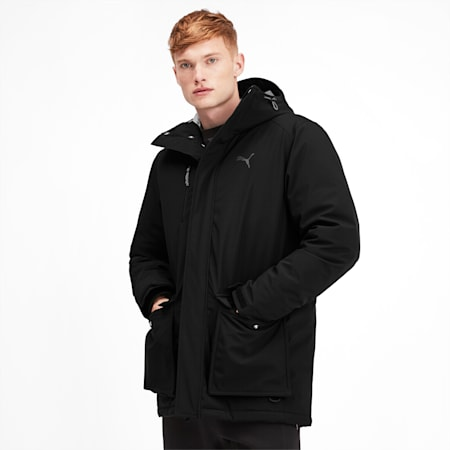 Epoch Storm Men's Down Jacket, Puma Black, small