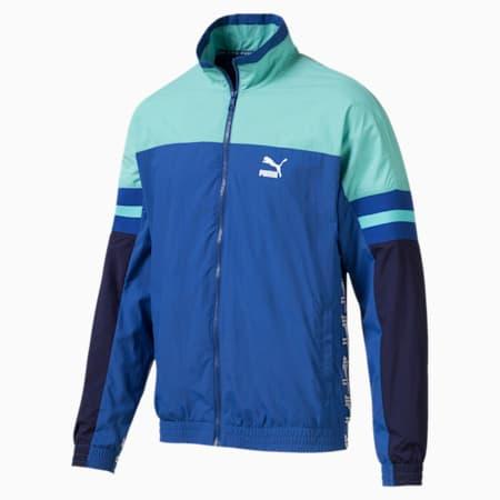 PUMA XTG Men's Woven Jacket, Galaxy Blue, small
