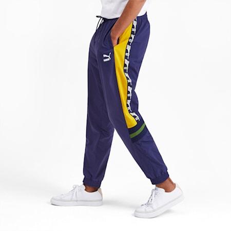 PUMA XTG Men's Woven Pants, Peacoat, small