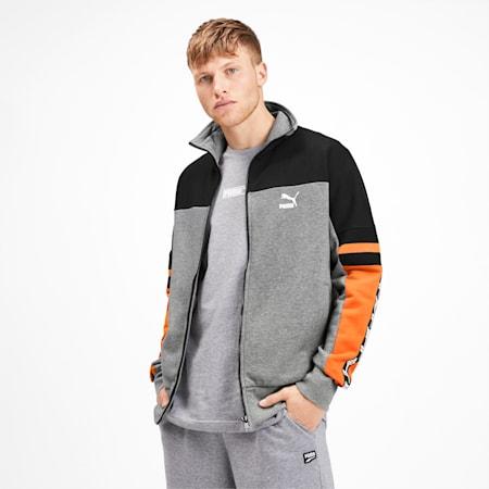 XTG Men's Jacket, Medium Gray Heather, small-SEA