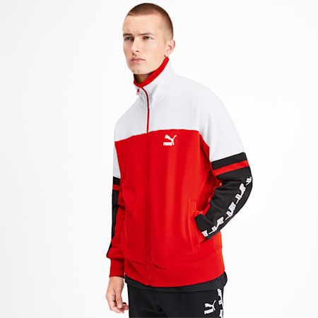 PUMA XTG Men's Jacket, High Risk Red, small