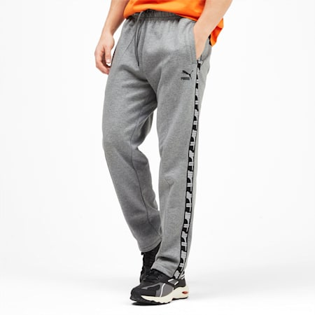 PUMA XTG Men's Sweatpants, Medium Gray Heather, small