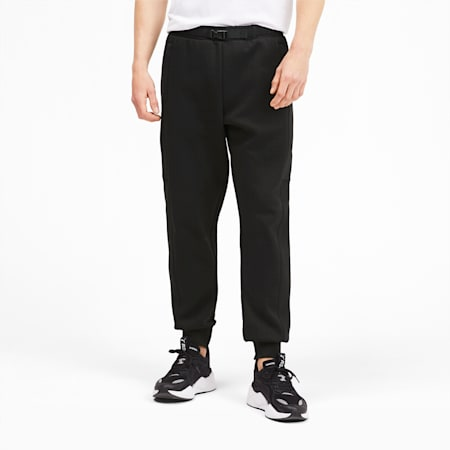 Epoch Hybrid Men's Sweatpants, Puma Black, small-IND