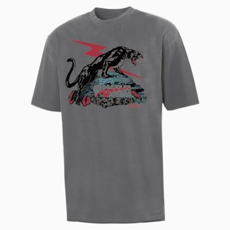 PUMA x RHUDE Tシャツ, Puma Black, small-JPN