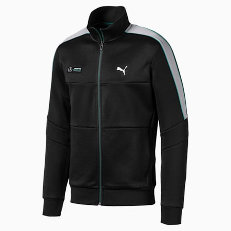 MAPM T7 Men's Track Jacket, Puma Black, small-SEA