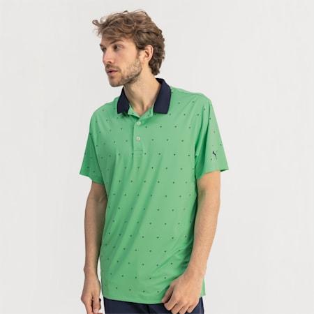 Skerries Men's Golf Polo, Irish Green, small-SEA