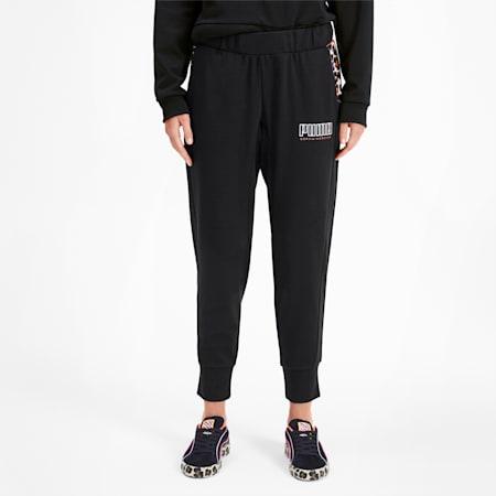 Pantalones deportivos PUMA x SOPHIA WEBSTERpara mujer, Puma Black, pequeño