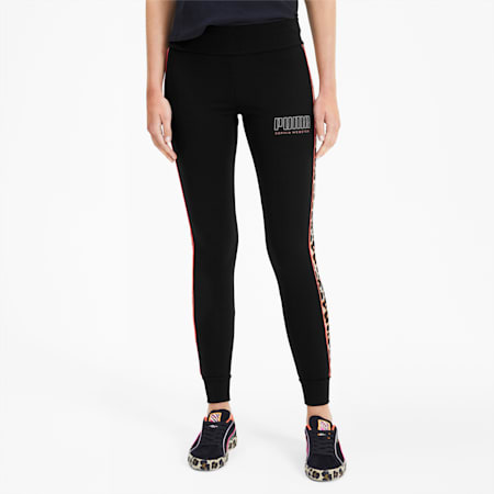 PUMA x SOPHIA WEBSTER Women's Leggings, Puma Black, small