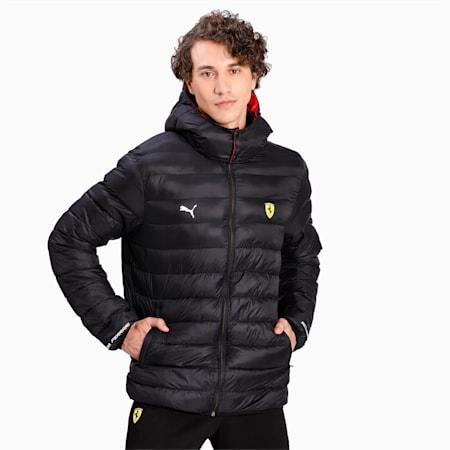 Ferrari Eco PackLITE Men's Jacket, Puma Black, small-IND