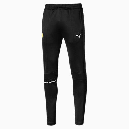 Ferrari T7 Men's Track Pants, Puma Black, small-IND