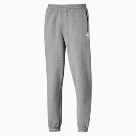 Ferrari Men's Sweatpants, Medium Gray Heather, small-IND