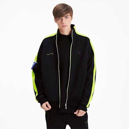 PUMA x ADER ERROR T7 Track Jacket, Puma Black, small