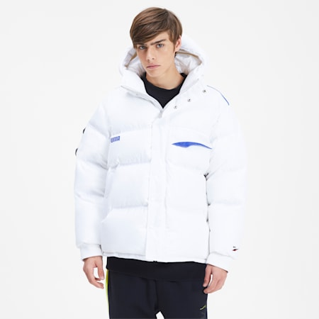 PUMA x ADER ERROR Down Puffer Jacket, Puma White, small