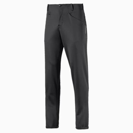 Porsche Design Men's Knitted Pocket Pants, Jet Black, small-SEA