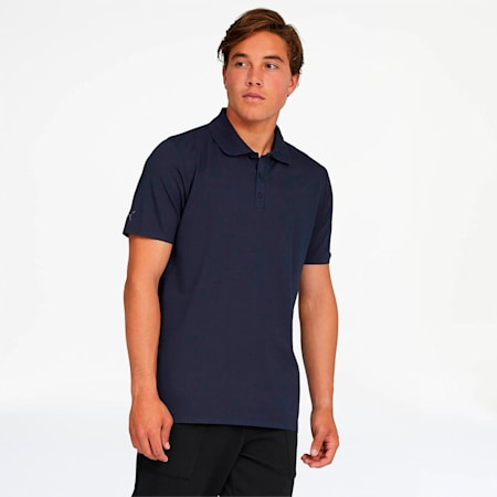 Porsche Design Men's Polo, Navy Blazer, small