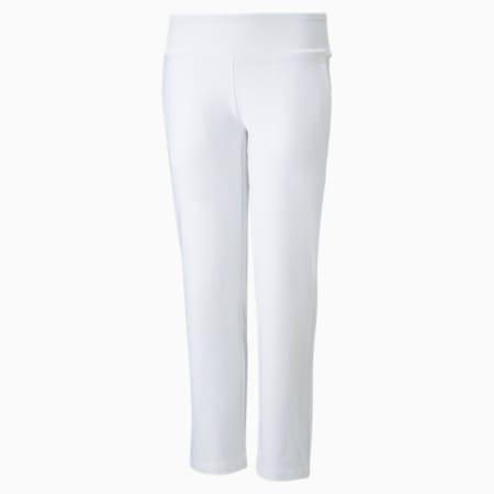 Mädchen Golf Hose, Bright White, small