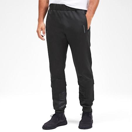 Porsche Design Men's Spacer Pants, Jet Black, small