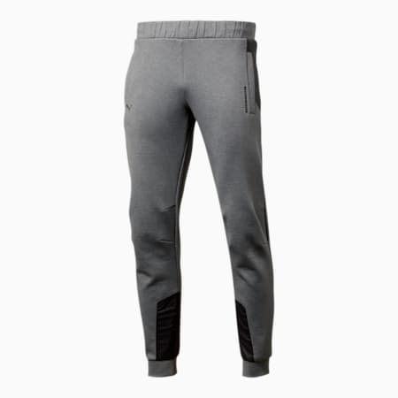 Porsche Design Men's Spacer Pants, Medium Gray Heather, small