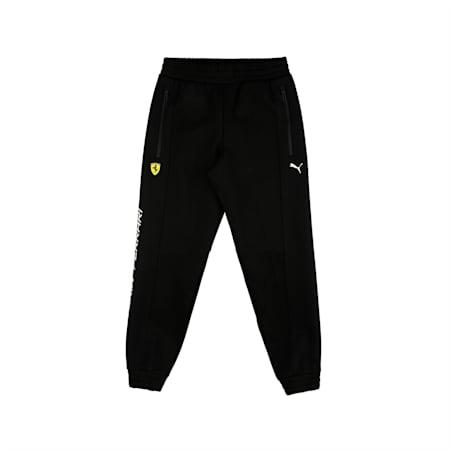 Ferrari Kids' Sweatpants, Puma Black, small-IND