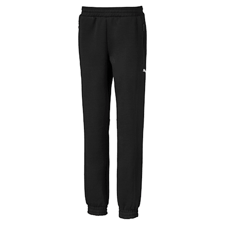 Ferrari Kids' Sweatpants, Puma Black, small-SEA