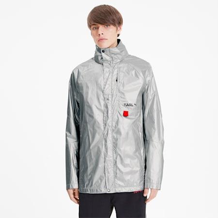 PUMA x KARL LAGERFELD Men's Jacket, Puma Black, small-SEA