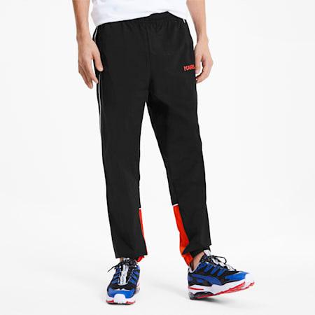 PUMA x KARL LAGERFELD Men's Track Pants, Puma Black, small
