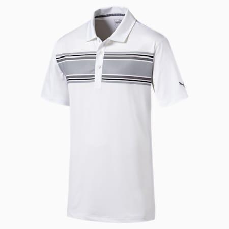 Camiseta tipo polo Montauk para hombre, QUIET SHADE, pequeño