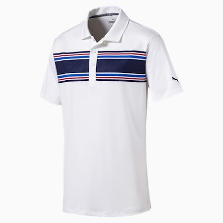 Camiseta tipo polo Montauk para hombre, Peacoat, pequeño