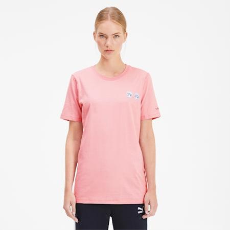 Camiseta PUMA x TYAKASHA , Bridal Rose, pequeño
