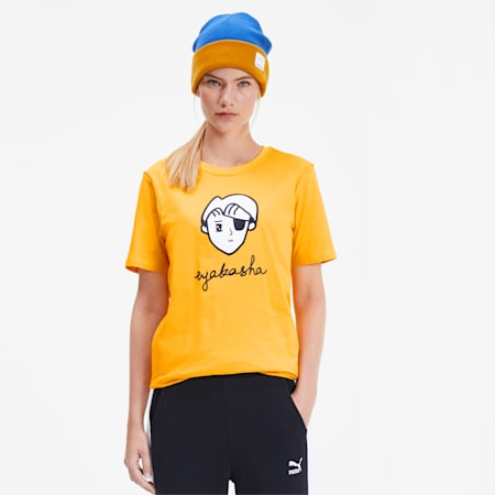 Camiseta PUMA x TYAKASHA , Narciso, pequeño