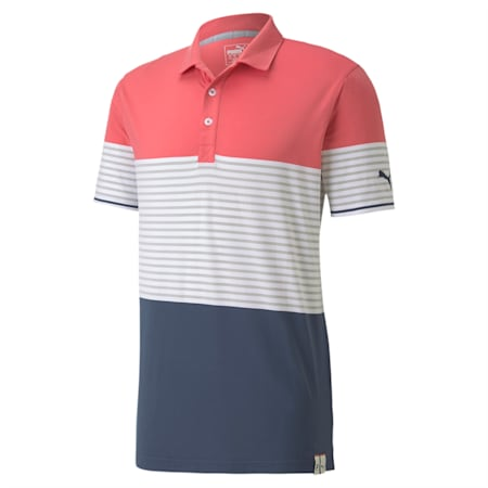 Cloudspun Taylor Polo, Rapture Rose, small-IND