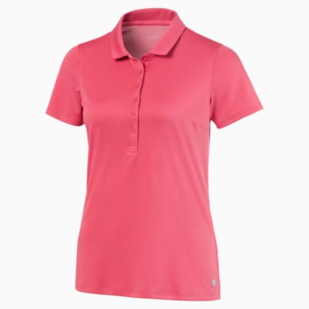 Rotation Women's Polo, Rapture Rose, small