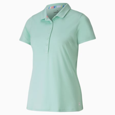 Rotation Women's Polo, Mist Green, small