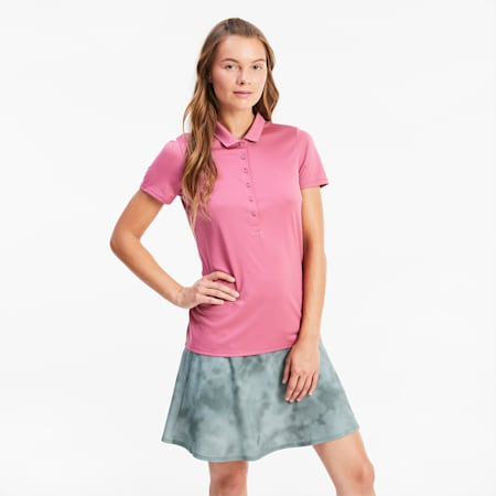 Rotations poloshirt voor dames, Rose Wine, small