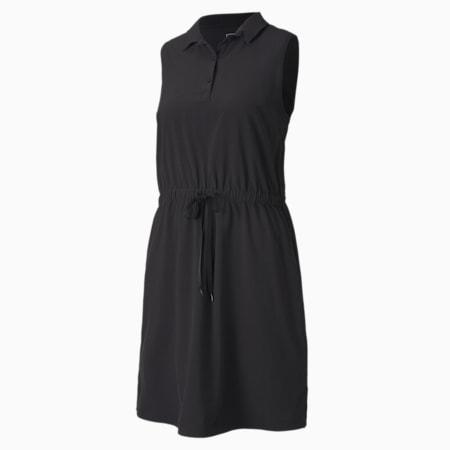Sleeveless Women's Golf Dress, Puma Black, small