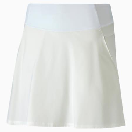 Jupe de golf tissée PWRSHAPE Solid pour femme, Bright White, small
