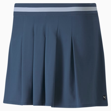 """리조트 스커트 14인치/Flirt Skirt 14"""", Dark Denim, small-KOR"""