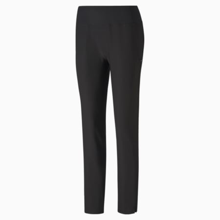 PWRSHAPE Women's Golf Pants, Puma Black, small-SEA