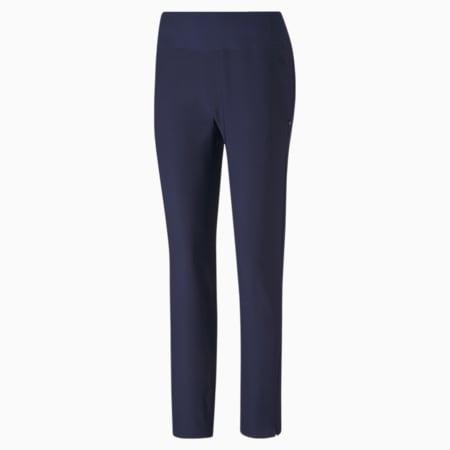 PWRSHAPE Women's Golf Pants, Peacoat, small