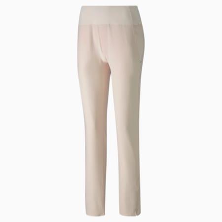 Damskie spodnie golfowe PWRSHAPE, Rosewater, small