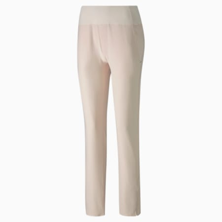 PWRSHAPE Women's Golf Pants, Rosewater, small