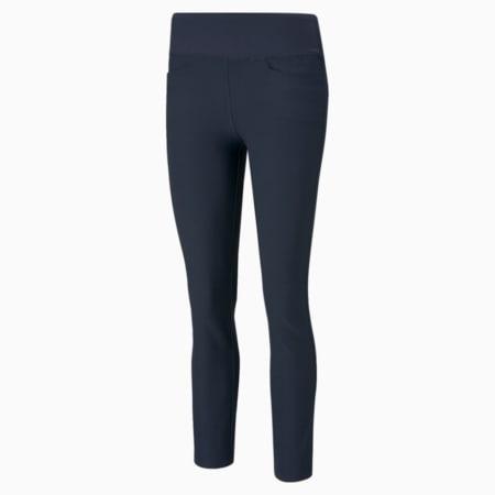 Damskie spodnie golfowe PWRSHAPE, Navy Blazer, small