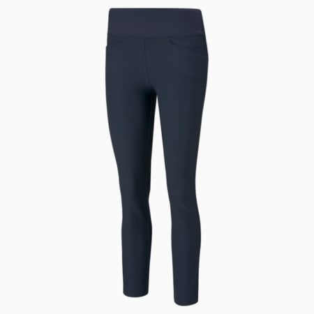 PWRSHAPE Women's Golf Pants, Navy Blazer, small