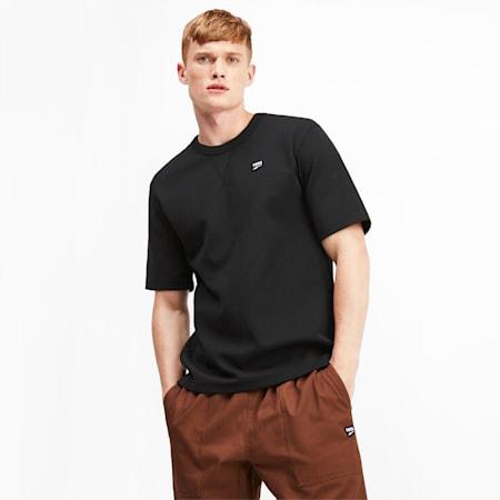 ダウンタウン SS Tシャツ 半袖, Puma Black, small-JPN